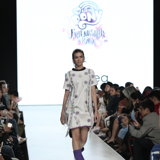 bateeq x My Little Pony at PIFW 2018